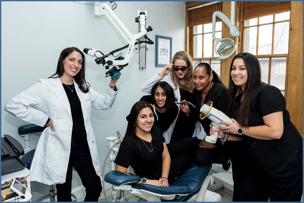 Scarsdale Endodontist Team