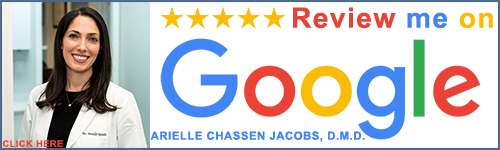 Dr. Jacobs Review on Google